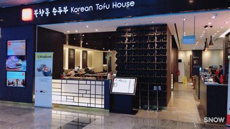 Korean Tofu House by Sbcd Korean Tofu House Singapore Restaurant Reviews