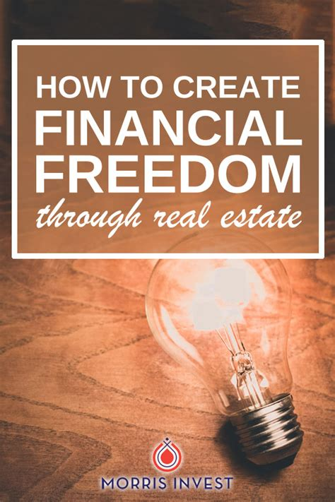 Books To Help You Find Financial Freedom by How To Create Financial Freedom Through Real Estate