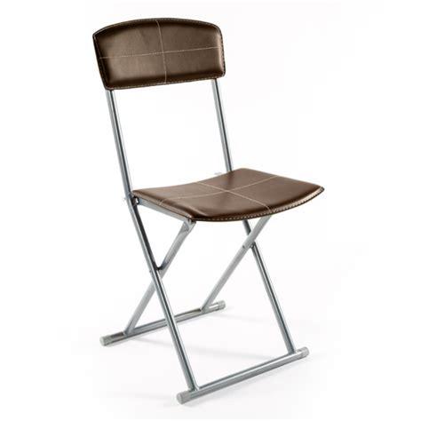 Ordinaire Chaise Pliante Salle A Manger #1: chaises-de-salle-a-manger-boyeros-marron-l-39-x-h-84-x-p-48.jpg