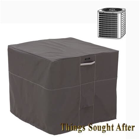 Ac Outdoor cover for square air conditioner outdoor central exterior