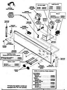 huebsch commercial dryer burner assembly parts model