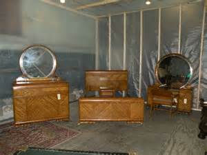 beautiful antique deco waterfall furniture bedroom