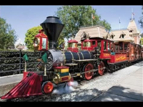 tracker boats kc history of disneyland and its railroad youtube