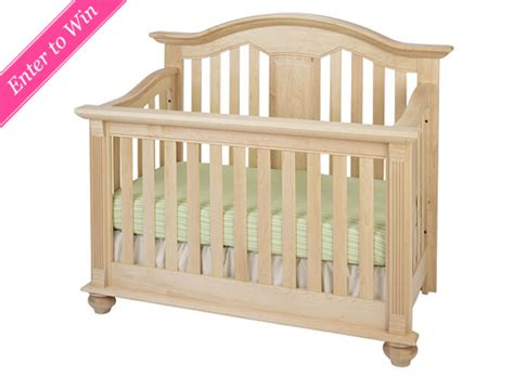 Baby Cache Lifetime Convertible Crib Giveaway Baby Cache Convertible Crib