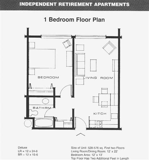 large apartment floor plans 1 bedroom 1 5 bath apartment floor plans archives