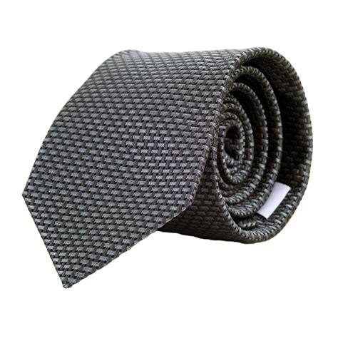light grey silk tie mens silk ties and other accessories by giorgio armani