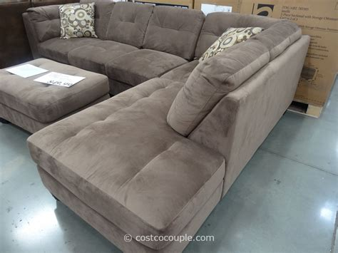 sectional sofas costco pulaski springfield power reclining sectional sofas costco