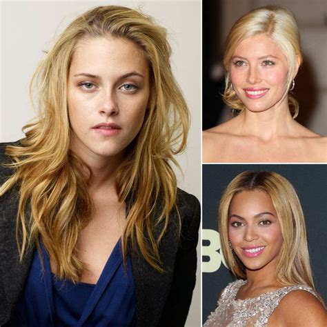 brunets gone blonde 131 best images about blonde color personalities on