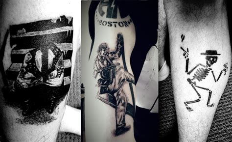 social distortion tattoo photos