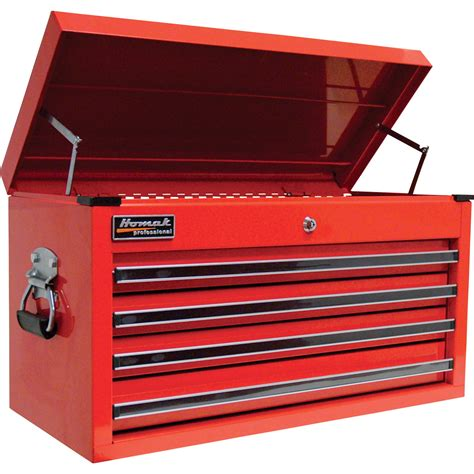 tool cabinets chests homak pro series 27in 4 top tool chest 26 1 4in