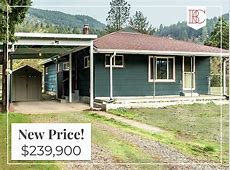 Home For Sale in Cottage Grove, Oregon Under $250,000 250 000 Home