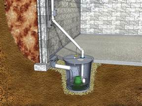 drain system in basement the supersump basement sump system