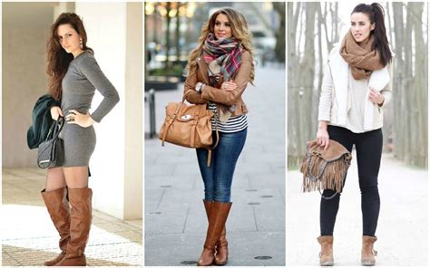 fotos invierno moda botas de moda colecci 243 n oto 241 o invierno youtube