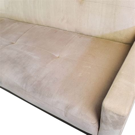 sofa bed crate and barrel crate and barrel futon roselawnlutheran
