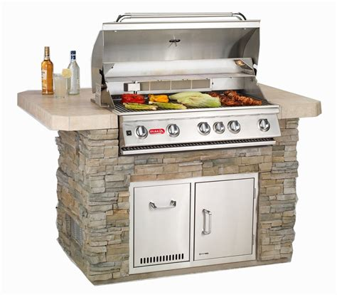 bbq outdoor kitchen islands gas grill who sells the cheapest bull bbq grill island