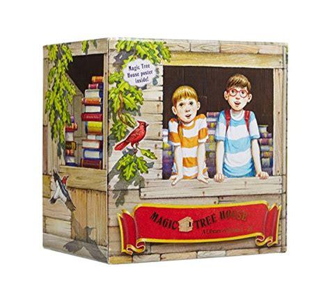magic tree house book set magic tree house boxed set books 1 28 0375849912