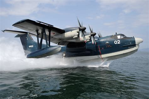 flying boat us 2 hush kit awards for best looking aircraft in production