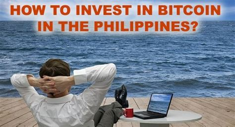 How To Invest In Bitcoin Stock - how to invest bitcoin in the philippines proudtraders