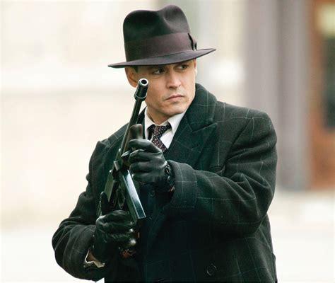 film gangster johnny depp depp s dillinger is dead cool macleans ca