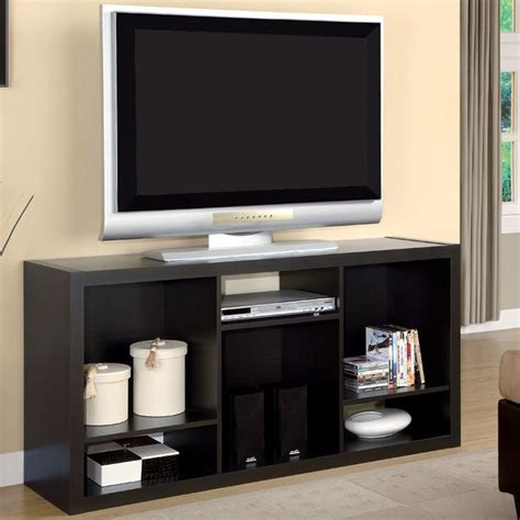 wooden entertainment center bookcase in tv stands