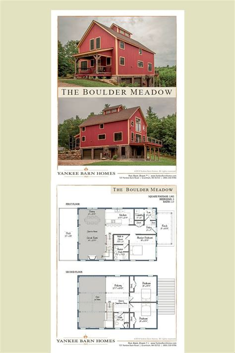 new barn house plans boulder meadows boulder meadows square feet living spaces and barn