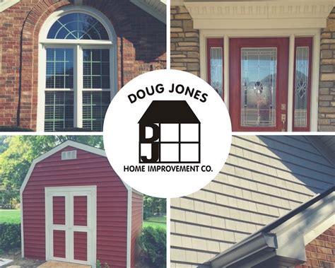 doug jones improvements