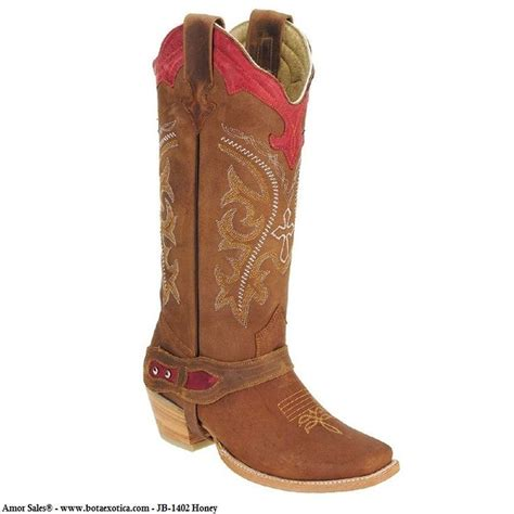 imagenes de botas vaqueras de mujer jb 1402 botas vaqueras para mujer rodeo