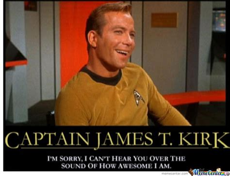 Star Trek Captain Kirk Meme - captain kirk by kimmm meme center