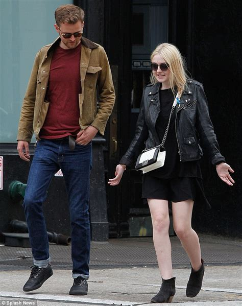 what is dakota fanning doing now dakota fanning steps out for coffee in york city in