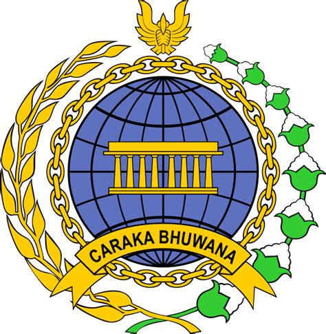luar negeri logo kementeria luar negeri kumpulan logo indonesia