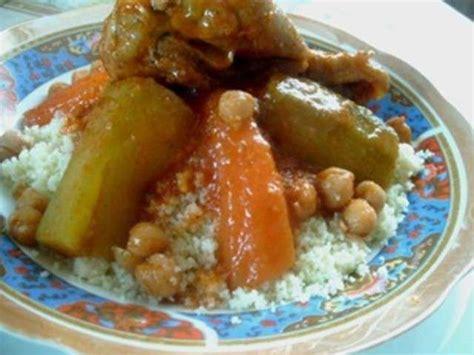 cuisine alg駻ienne couscous les meilleures recettes de maroc et couscous