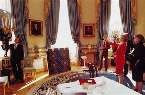 White House Furniture by Clinton Stole 200 000 In White House Furnishings