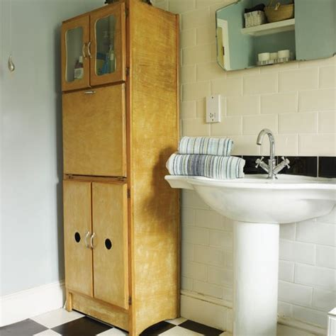vintage bathroom storage ideas 50s style bathroom storage bathroom housetohome co uk