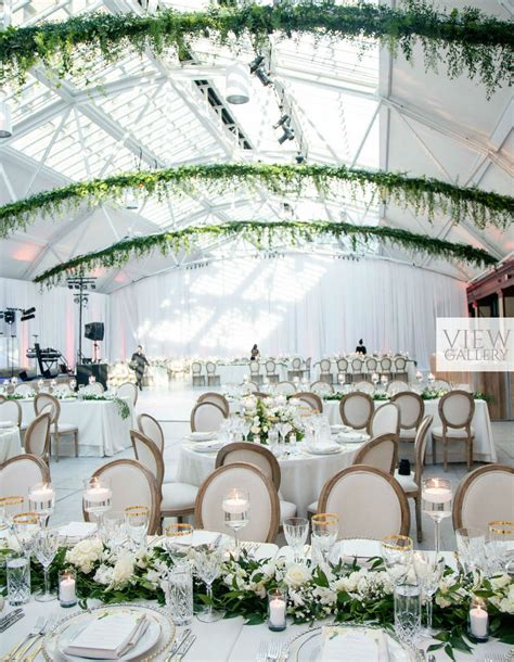 indoor garden wedding ideas modern indoor garden wedding in montreal elegantwedding ca