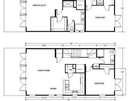 simple two story floor plans modern 2 story house plans simple two storey house design