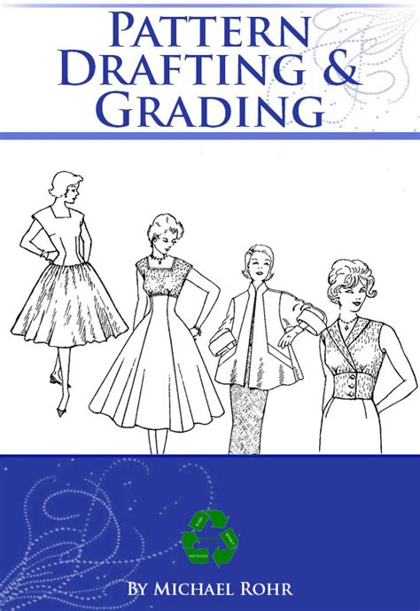 pattern drafting grading pattern drafting and grading 1960s patterns book design