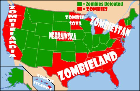 states place u s states most and least likely to survive the apocalypse estately