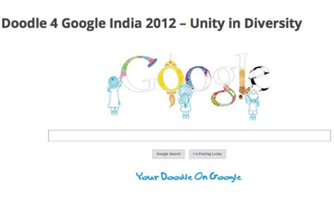 doodle for india 2014 results india doodle 4 2012 competition results announced