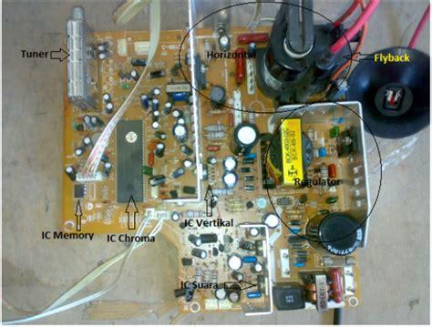 gambar transistor d2499 mengenal bagian bagian tv berbagi pengalaman belajar memperbaiki peralatan elektronik sendiri