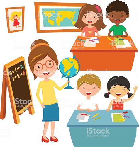clipart scuola primaria bambini scuola elementare scuola educazione concetto