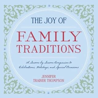 picture books about family traditions s review of the of family traditions a season