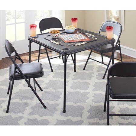 mainstays folding table black mainstays folding table black walmart com