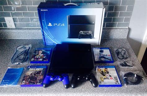 ps4 console sale for sale new sony ps4 ps vr with 4 hkd