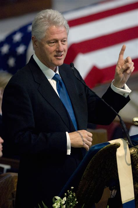 Bill Clinton Is Busy To Be President Of Harvard by File Us Navy 071031 N 0696m 119 Former President Bill