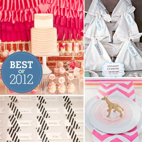 Best Baby Shower Themes by Best Baby Shower Themes Of 2012 Popsugar
