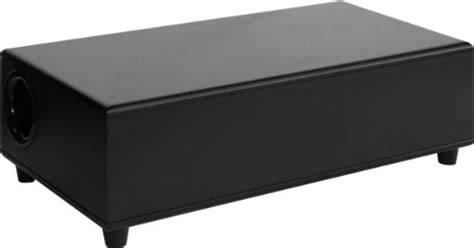subwoofer under sofa black friday earthquake sound cp8 couch potato slim 8 inch