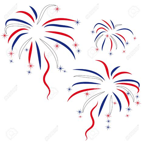 fuochi d artificio clipart independence day fireworks clip cliparts