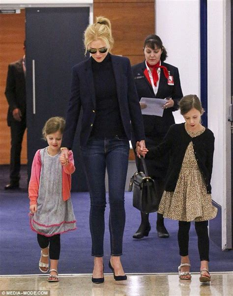 Kidman Celebrates Troubled Husbands Birthday With Watts by Kidman S Priest Tells How She Prays For Adopted