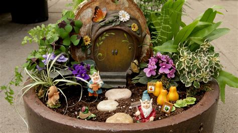 Garden Answer Garden How To Create A Mini Gnome Garden With Garden Answer Espoma