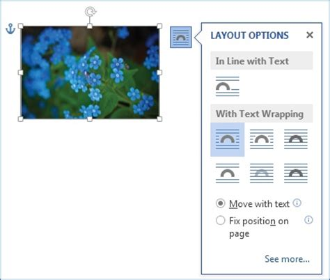 layout options in word 2013 working with images gets simpler in the new word office